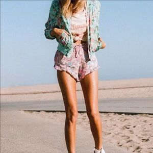 Spell and the Gypsy- frill shorts